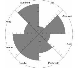 Værdihjulet - et eksempel